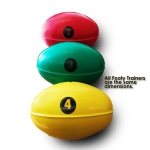 Weighted training balls