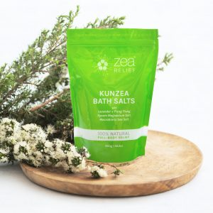 Kunzea Bath Salts